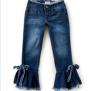 GB girls flare jeans